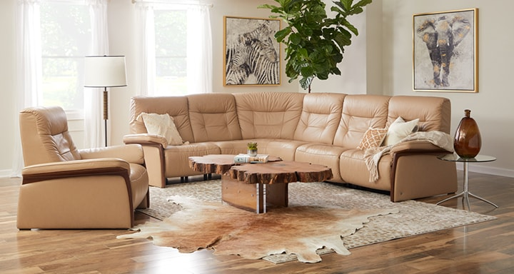 Mary sectional chair